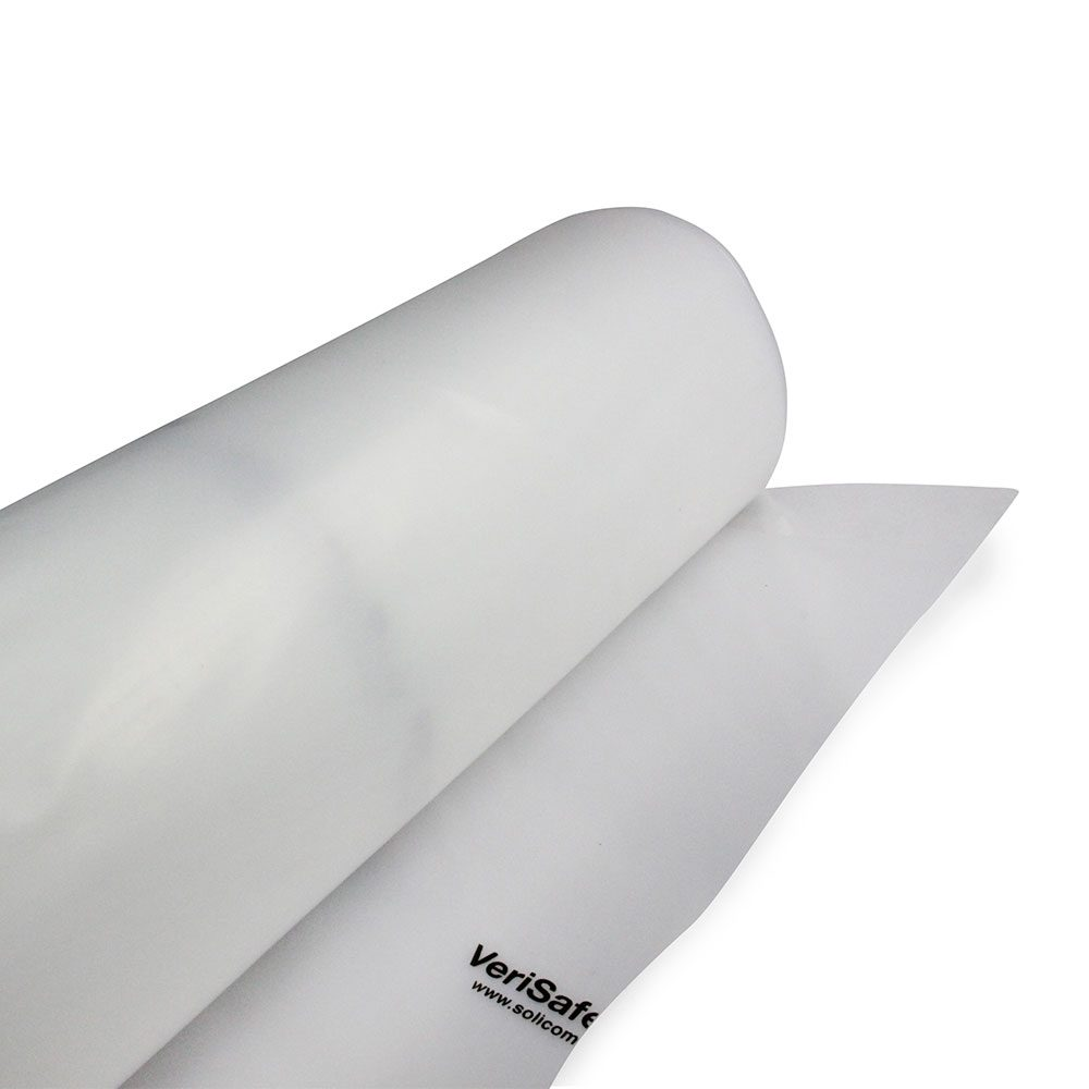 Shrink Wrap 300micron 7,25μ x 15μ, Clear, Flame retardant (300 FR CLEAR)